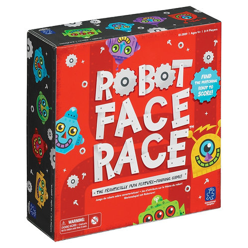 Caras de Robot