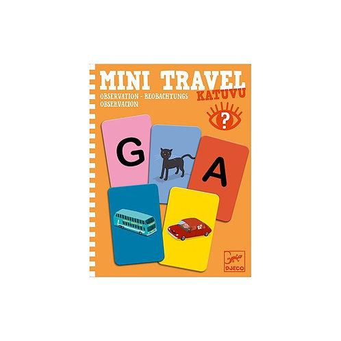 Mini - travel katuvu - Djeco