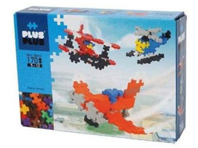 PLUS-PLUS BASIC PLANES  / 70PCS