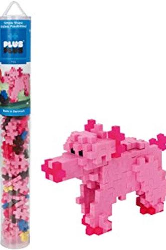 PLUS PLUS PIG 100 PCS TUBE