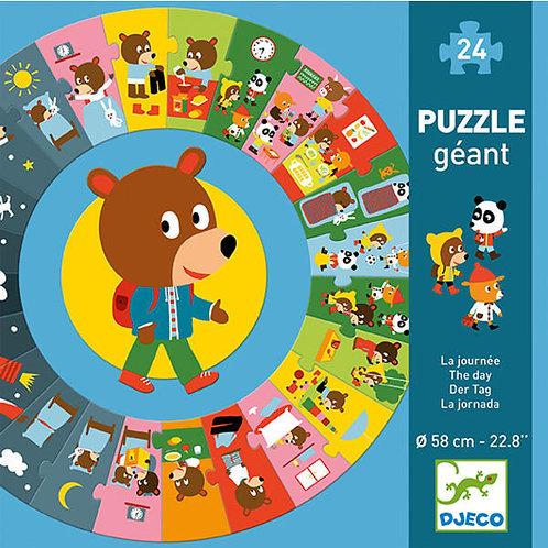 Puzzle Geant la Jornada - Djeco