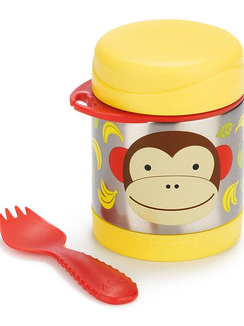 Jarra Mono para Comida Acero