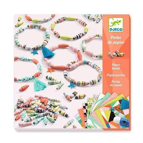 Perles de papier - Djeco