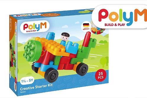 Set Creativo PolyM