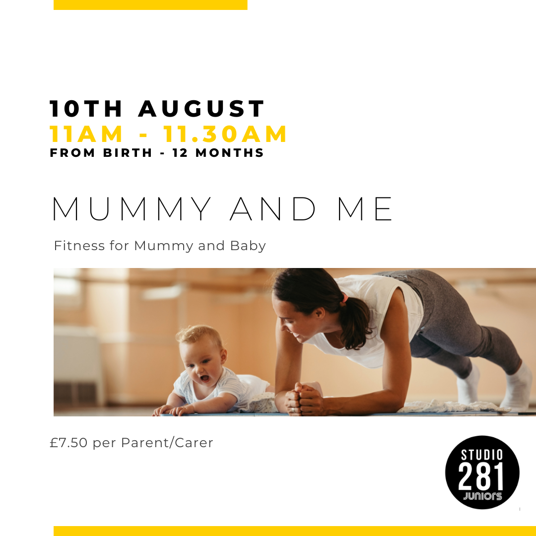 Mummy and Me - 1