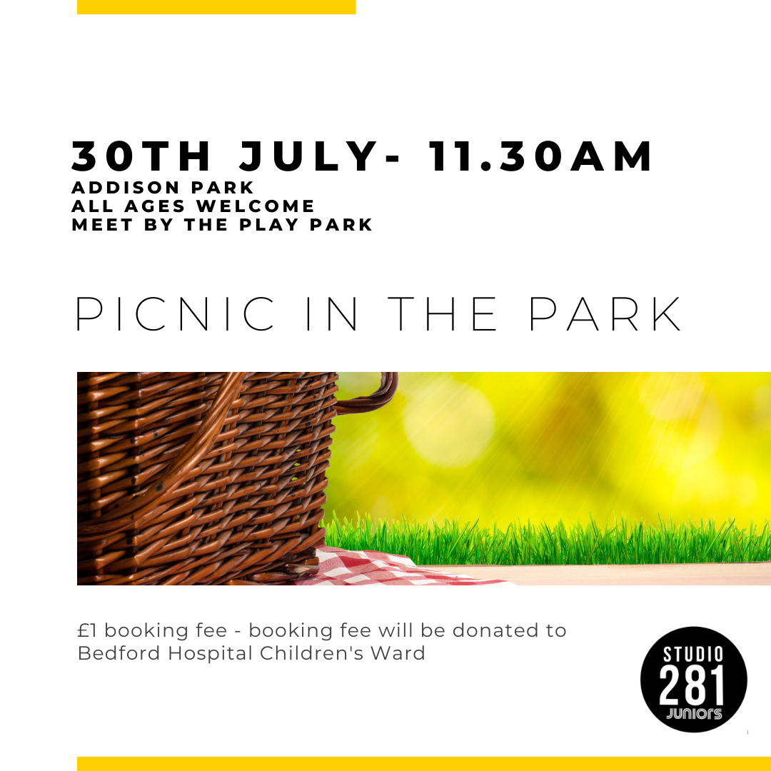 Picnic and Games in the Park