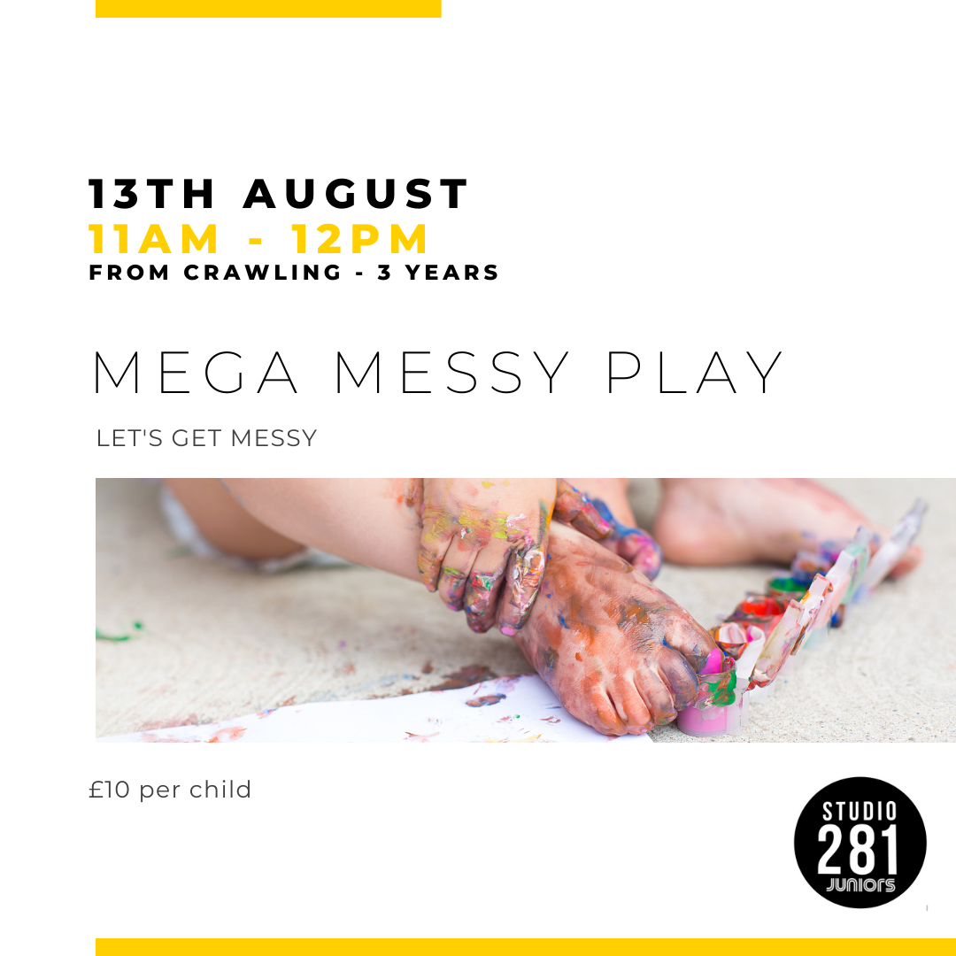 Mega Messy Play