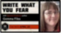 Write What You Fear.JPG