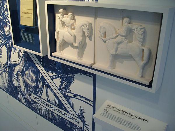 bettina bick skulptur tastmodelle inklusion