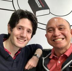 Noam Shapiro & Paulo K Tiról