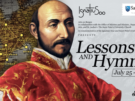 COMING SOON: Ignatian Lessons & Hymns