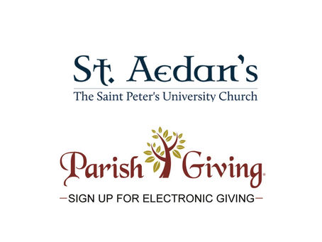 How to give online with Parish Giving