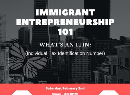 ITIN tax ID workshop