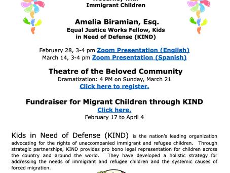 Footprints: A Journey with Migrant Children / Huellas:  Un viaje con niños inmigrantes