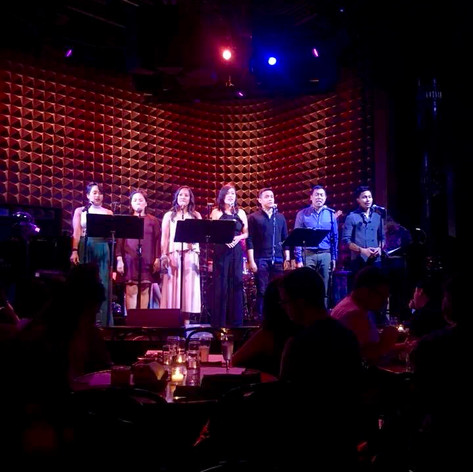 """Light of the Home"" at Joe's Pub"
