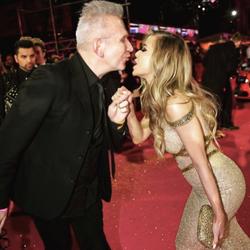 Carmen with Jean Paul Gaultier