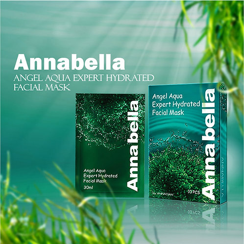 Annabella Angel Aqua Expert Hydrated Facial Mask
