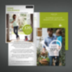 M&S Bank Direct Mail Creativ Chester