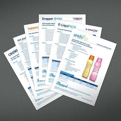 Plastipak Data Sheet Design