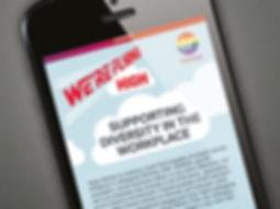 Virgin Money E-newsletter Design