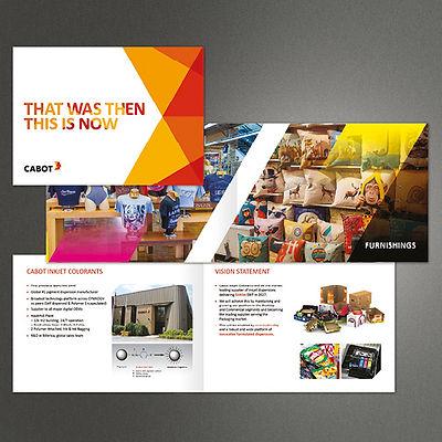 Diners Club Leaflet Design