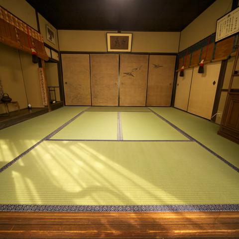Iseki House. Kyoto, Japan.京都市指定有形文化財 井関家