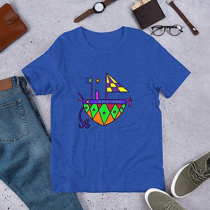 Agwe Rainbow Veve Graphic Short-Sleeve Unisex T-Shirt