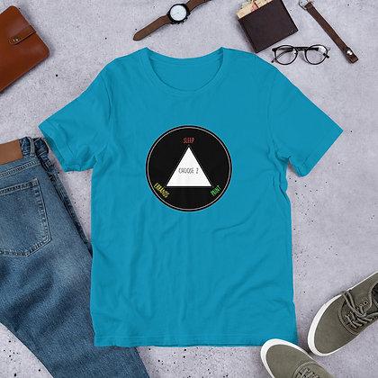 Sleep. Paint. Errands. Life of an artist Funny Short-Sleeve Unisex T-Shirt