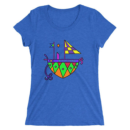 Agwe Veve Ladies' short sleeve t-shirt