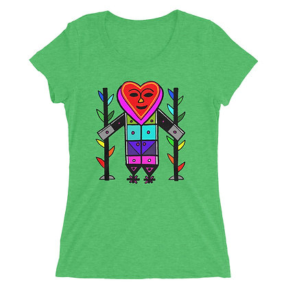 Gran Bwa Veve Ladies' short sleeve t-shirt