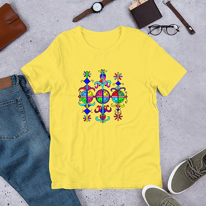 Marassa Rainbow Veve Graphic Short-Sleeve Unisex T-Shirt