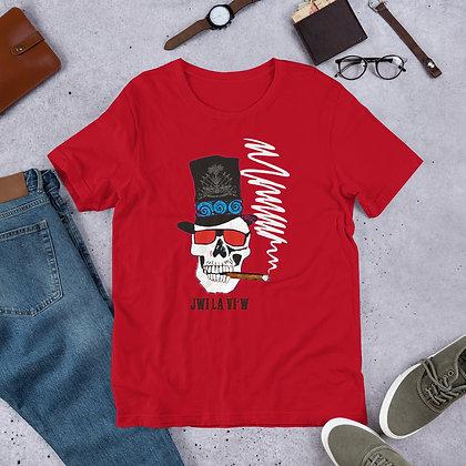 Jwi la vi'w designed by Loko  Nation Haiti Short-Sleeve Unisex T-Shirt