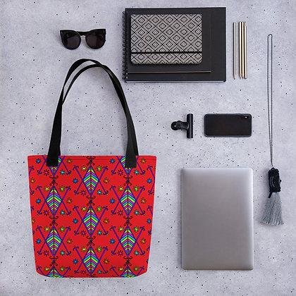 Ayizan Veve Graphic Haiti Tote bag