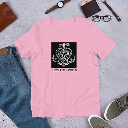 Erzulie Freda Veve Short-Sleeve Unisex T-Shirt