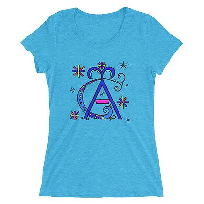 Agassou Veve Ladies' short sleeve t-shirt