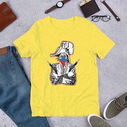 Dessalines designed by Loko Nation Haiti Short-Sleeve Unisex T-Shirt