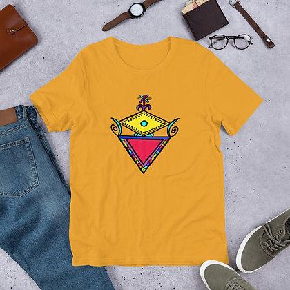 La Sirene Veve Rainbow Short-Sleeve Unisex T-Shirt
