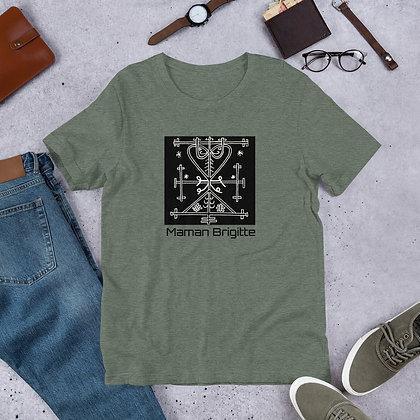 Manman Brigitte Veve Short-Sleeve Unisex T-Shirt