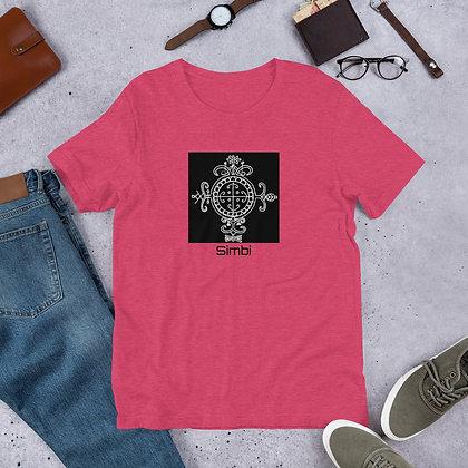 Simbi Veve Short-Sleeve Unisex T-Shirt