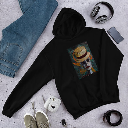 Baron Style designed by Xavier Dalencour Unisex Hoodie