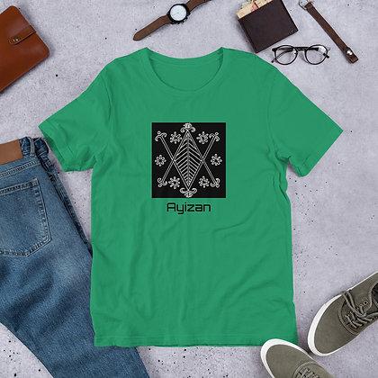 Ayizan Veve Short-Sleeve Unisex T-Shirt