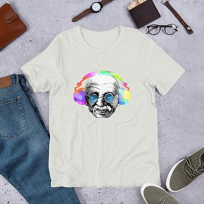 Gandi Peace designed by Loko Nation Haiti Short-Sleeve Unisex T-Shirt