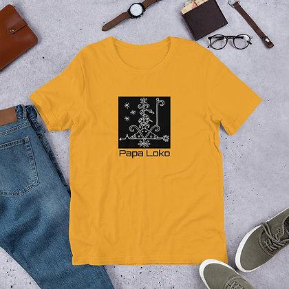 Papa Loko Veve Short-Sleeve Unisex T-Shirt