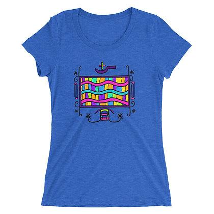 Zaka Veve Ladies' short sleeve t-shirt