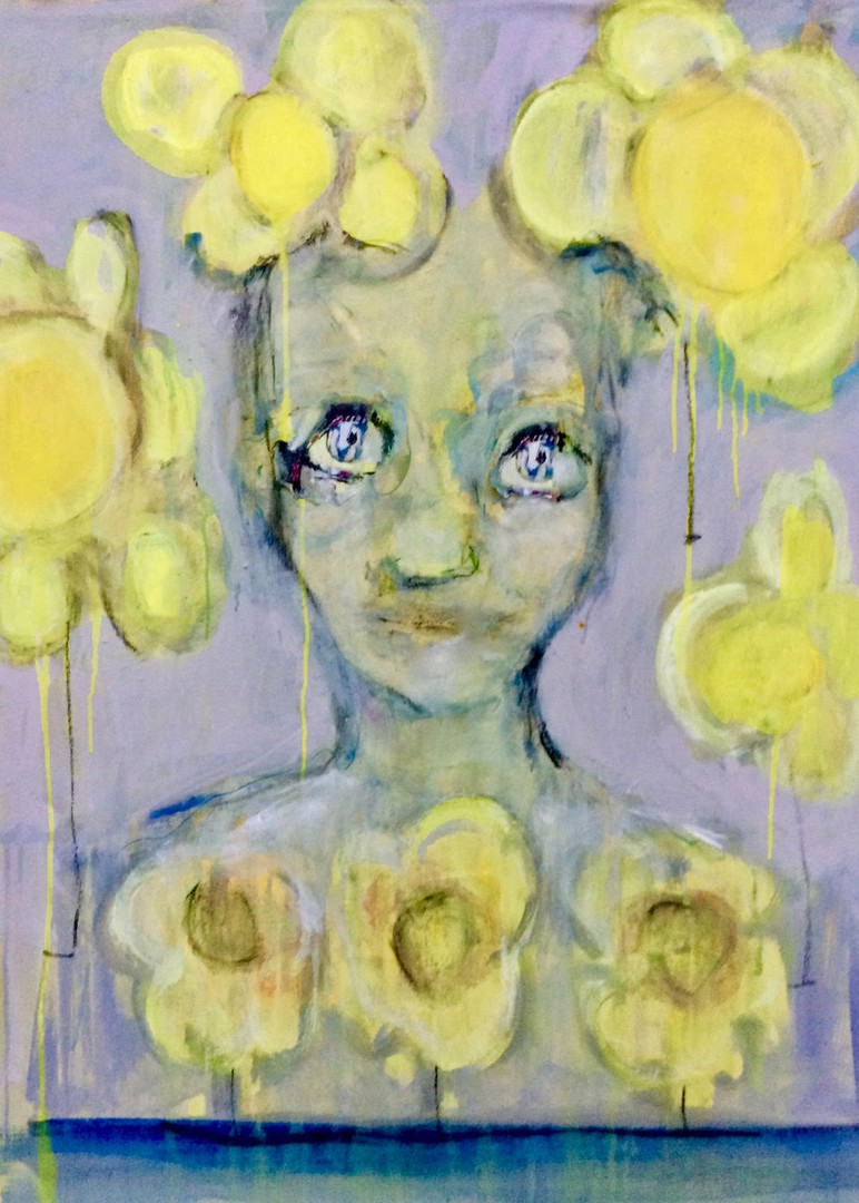 Artwork by Lilika Papagrigoriou