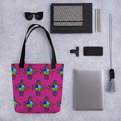 Simbi Veve Graphic Haiti Tote bag