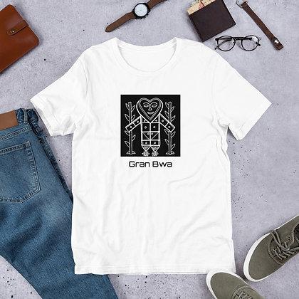 Gran Bwa Veve Short-Sleeve Unisex T-Shirt