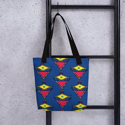 La Sirene Veve Graphic Design Haiti Tote bag