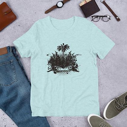 Armoires designed by Loko  Nation Haiti Short-Sleeve Unisex T-Shirt