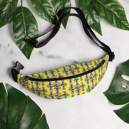 Marassa Rainbow Veve Pattern Fanny Pack